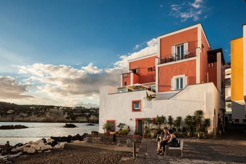 Apartments in Sant'Angelo d'Ischia