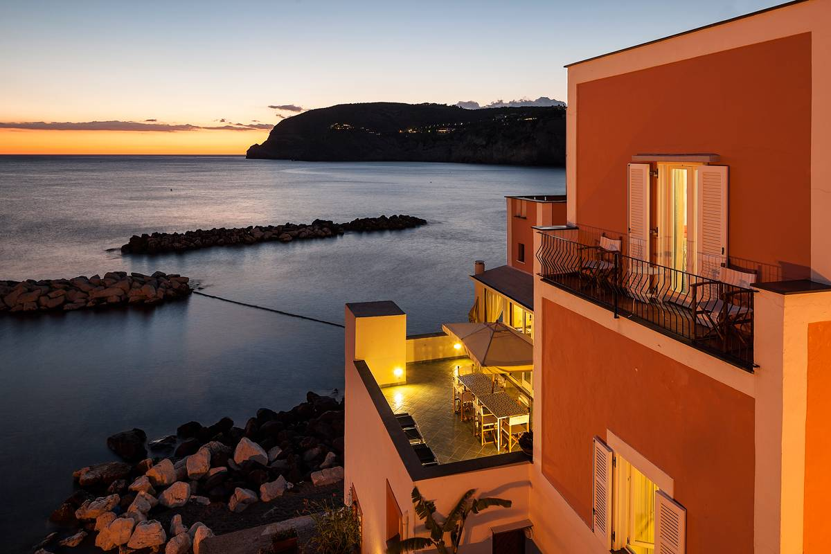 Apartments in Sant'Angelo d'Ischia - Le Pleiadi